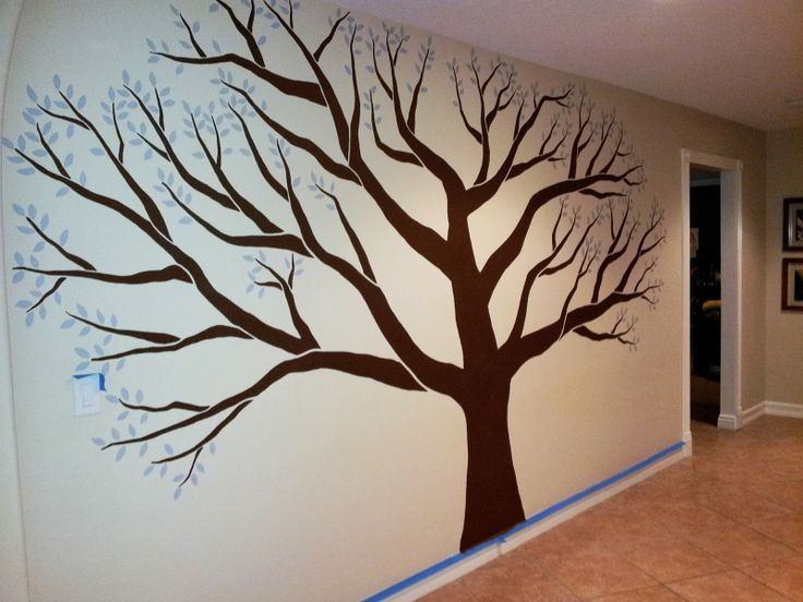 30 best Wall murals images on Pinterest Family trees Family tree