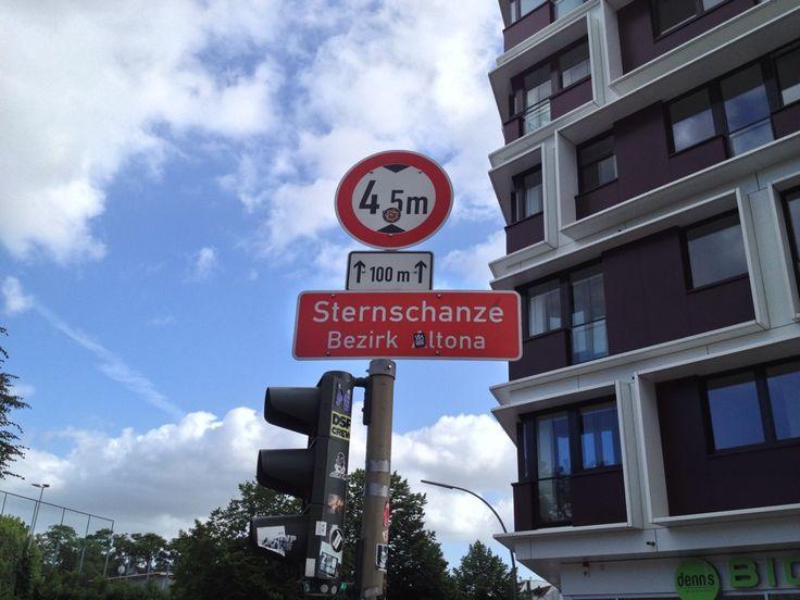 Sternschanze in Hamburg, Hamburg