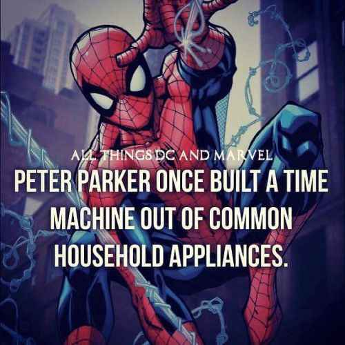 Daily Facts #allthingsdcmarvel #spiderman -Malvin/@geekstream by...