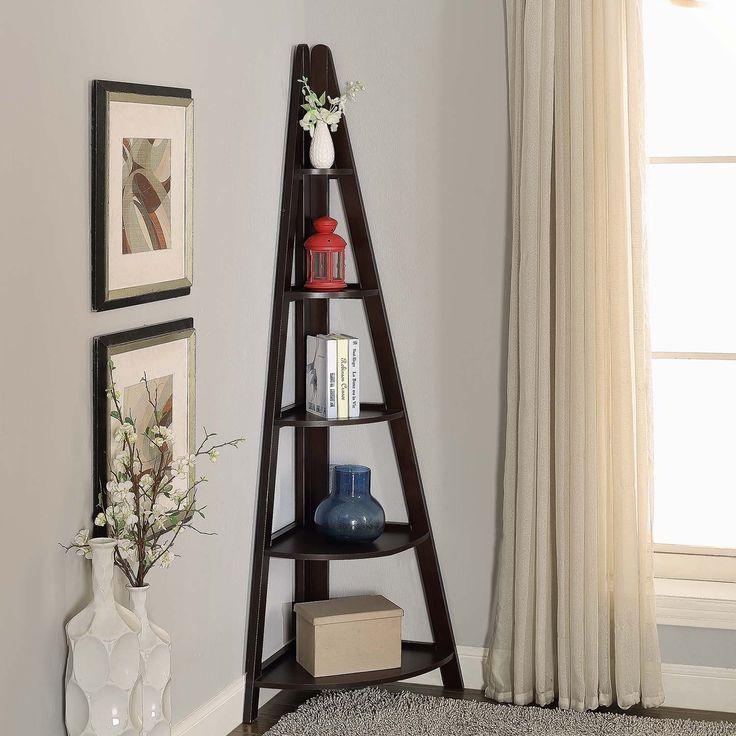 17 best ideas about ladder bookcase on pinterest ladder shelf decor bookshelf living room and - Minimalist images of bookshelves with ladder for home interior decoration ...