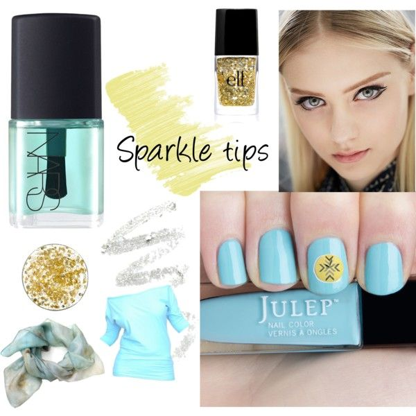 """Nail trend"" by nagy-veronika on Polyvore"