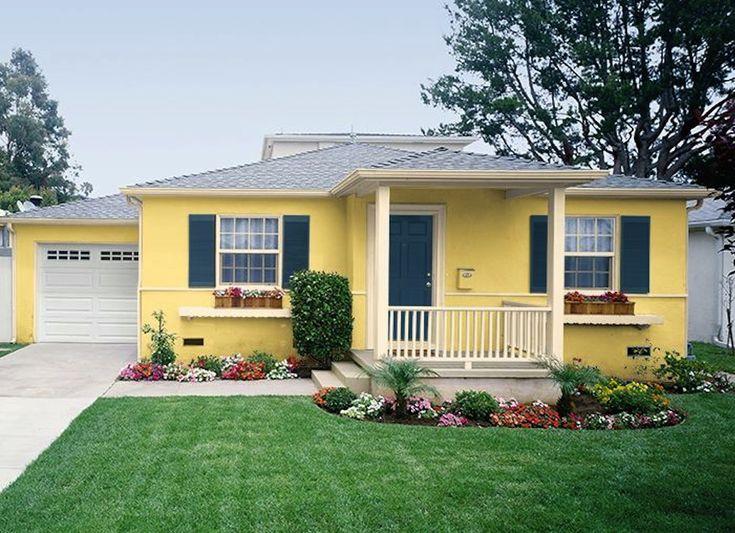 Excellent 17 Best Ideas About Exterior House Paint Colors On Pinterest Largest Home Design Picture Inspirations Pitcheantrous
