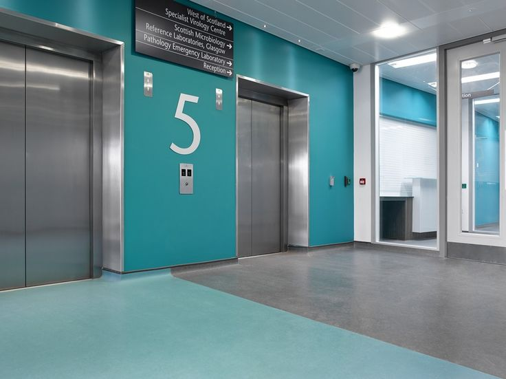 4,000m2 of DLW Linoleum's Marmorette range has been fitted during the £16 million Glasgow Royal Infirmary University Tower refurbishment. http://www.gerflor.co.uk/solutions-for-professionals/all-sectors/