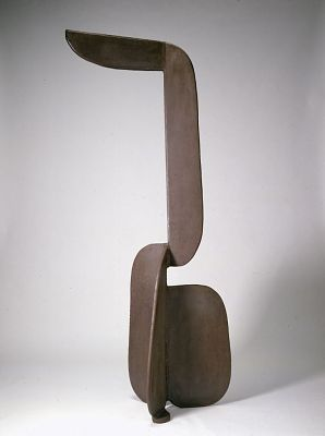 David Smith, Voltri V, 1962, Hirshhorn Museum and Sculpture Garden