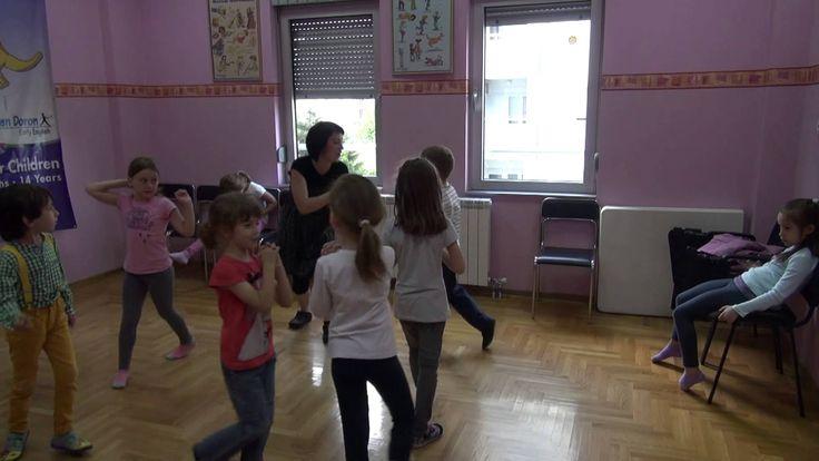 More English for All Children este un curs de continuare pentru copii cu vârsta cuprinsă între 5 și 10 ani care au terminat cursul English for All Children.  More English for All Children se concentrează pe vocabular, dezvoltarea încrederii în limba engleză, și vorbirea limbii cu un accent și o pronunție corectă.