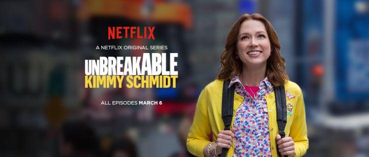 Unbreakable Kimmy Schmidt affiche saison 1