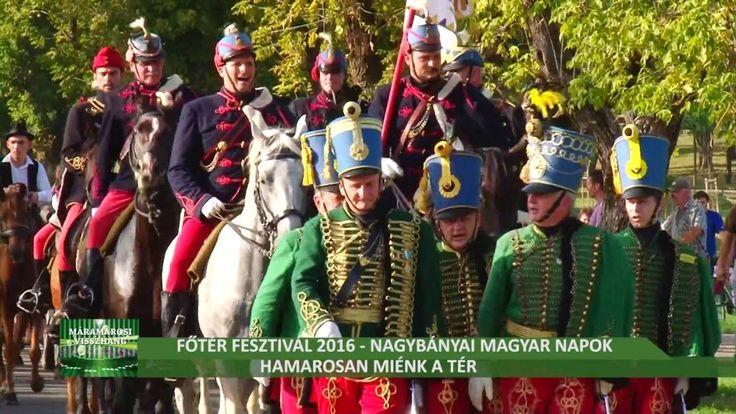 A Főtér Fesztivál 2016 újdonságai és látványos programjai