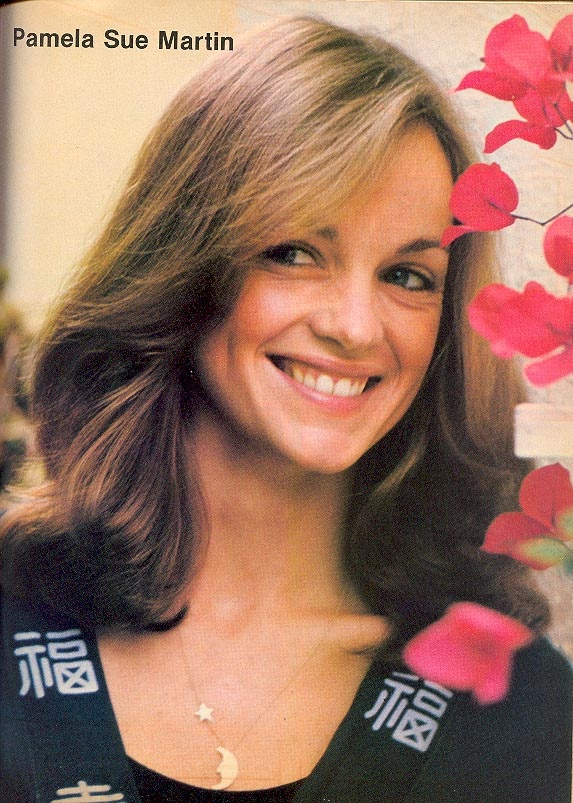 Pamela Sue Martin - Japan / cherry blossom theme