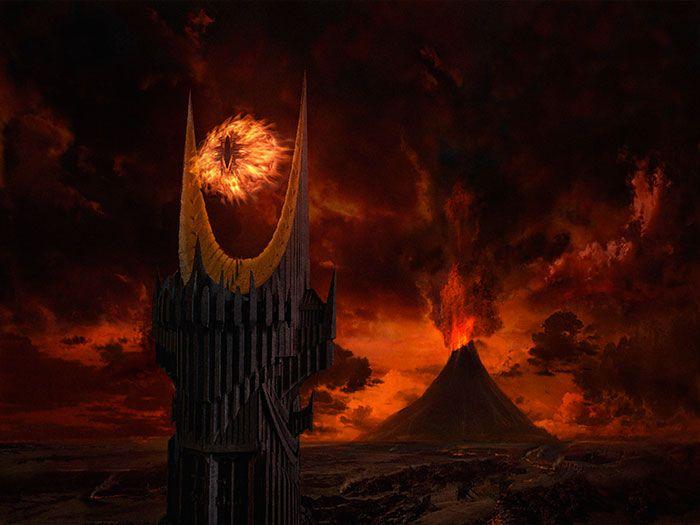 Oeil De Sauron 1 1280x1024 Senhor Dos Aneis Planos De Fundo