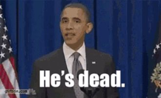 My favorite '#Hilarious Obama GIF'