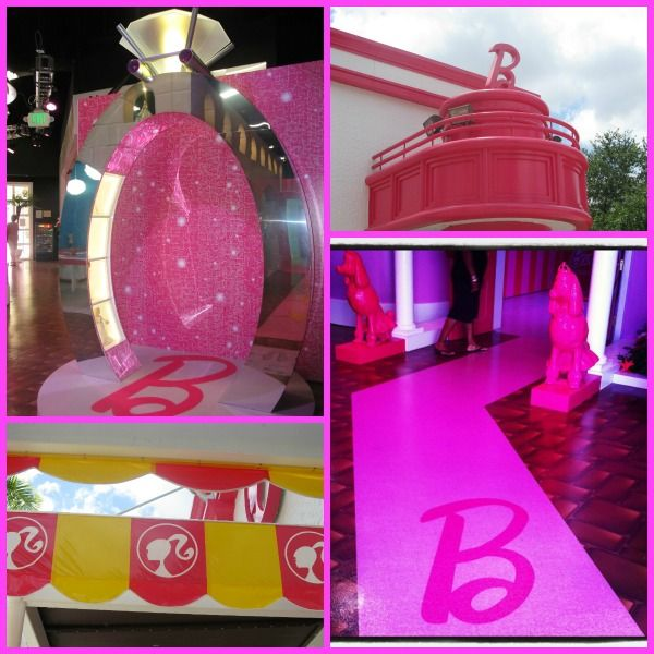 The first ever lifesize Barbie Dreamhouse Experience just opened.  The only one in the world!  I.WAS.THERE!