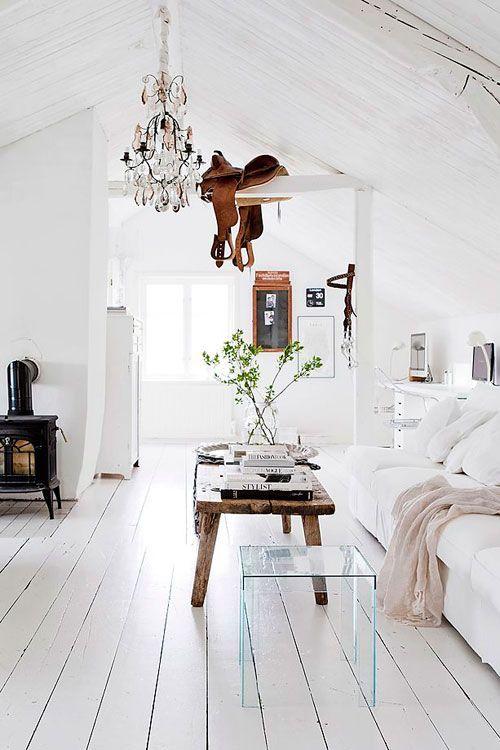 Home Decor – Living Room : A BEAUTIFUL FARMHOUSE IN DALARNA, SWEDEN -Read More –