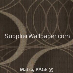 Matsa, PAGE 35