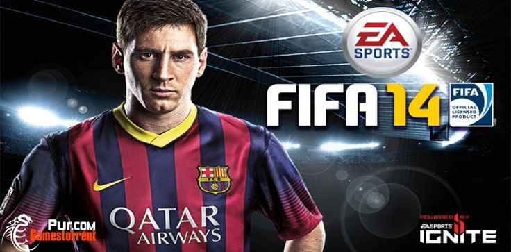 pick your FIFA 14 Torrent Games Free Download copy from here and get started with world most loved virtual football game FIFA 14 torrent.