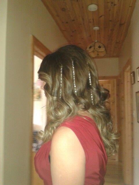 Curls n chains