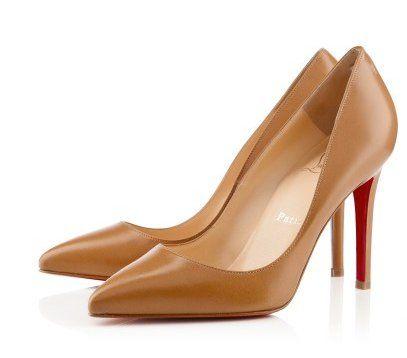 Christian Louboutin, Nude Capsule Collection, 2013