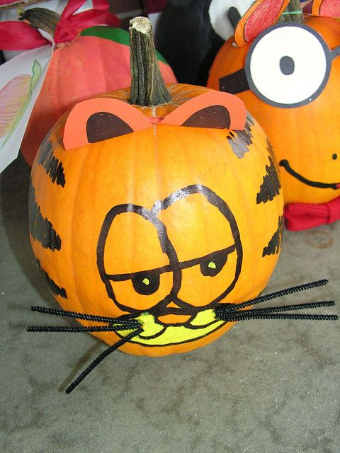 pumpkin decorated like a storybook character | Recent Photos The Commons Getty Collection Galleries World Map App ...