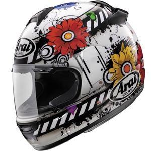 Cute girl helmet