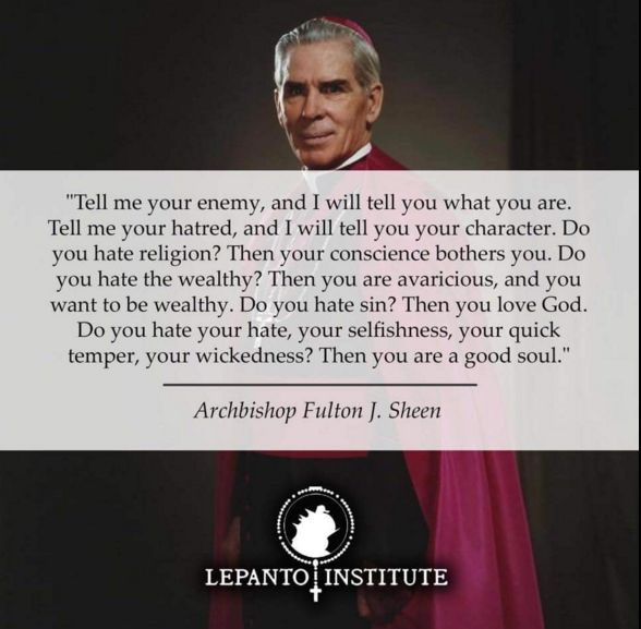 Fulton Sheen Quotes On Marriage: 73 Best Images About Archibishop Fulton J. Sheen On