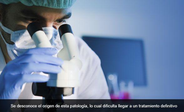 La enfermedad de Crohn es una patología crónica de origen desconocido cuya principal afección se encuentra en el sistema inmunitario del individuo que ataca ...  http://bienestar-sanitario.com.es/campus-training/enfermedades/la-enfermedad-de-crohn/
