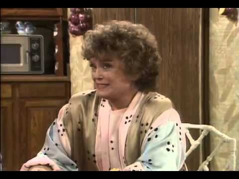 """The Golden Girls : """"Larceny And Old Lace"""" (Full Episode)"""