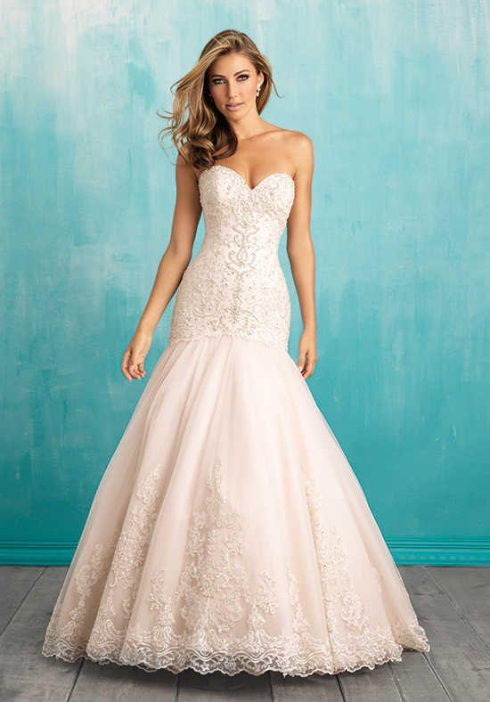 Best Allure Bridals Wedding Dresses Ideas On Pinterest