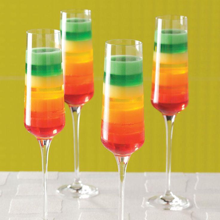 1000+ ideas about Rainbow Desserts on Pinterest | Rainbow ...