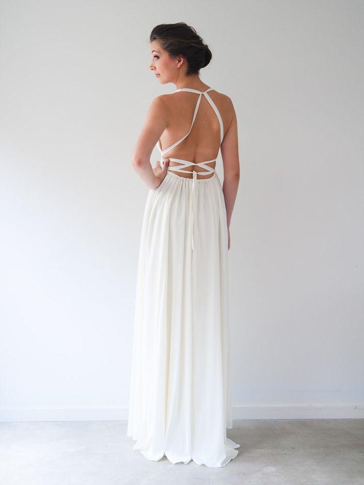 Annika Gown by When Freddie met Lilly shop online at: www.whenfreddieme... INSTAGRAM: #whenfreddiemetlilly