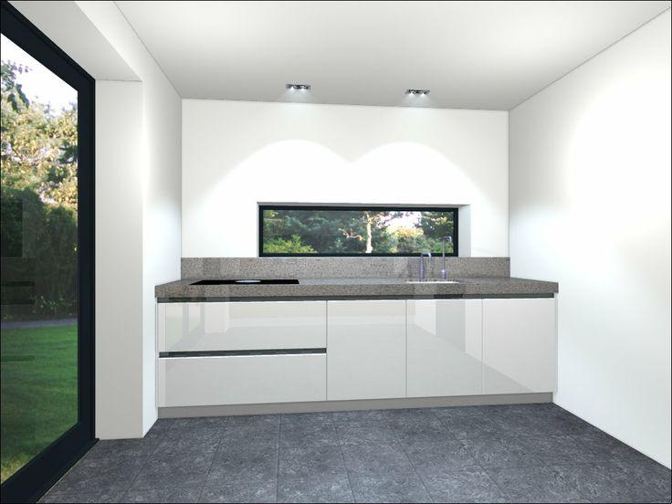 Onze keuken, gekocht bij Verhoeks in Tiel.