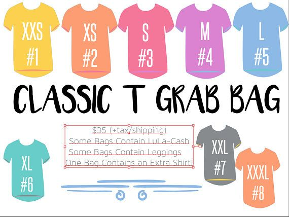 LuLaRoe Compliant Grab Bag Graphic BUNDLE - to post on your Facebook page or send in an email to special customers