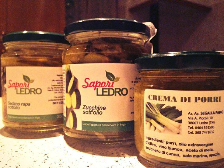 Sapori della #VallediLedro #Ledrofood