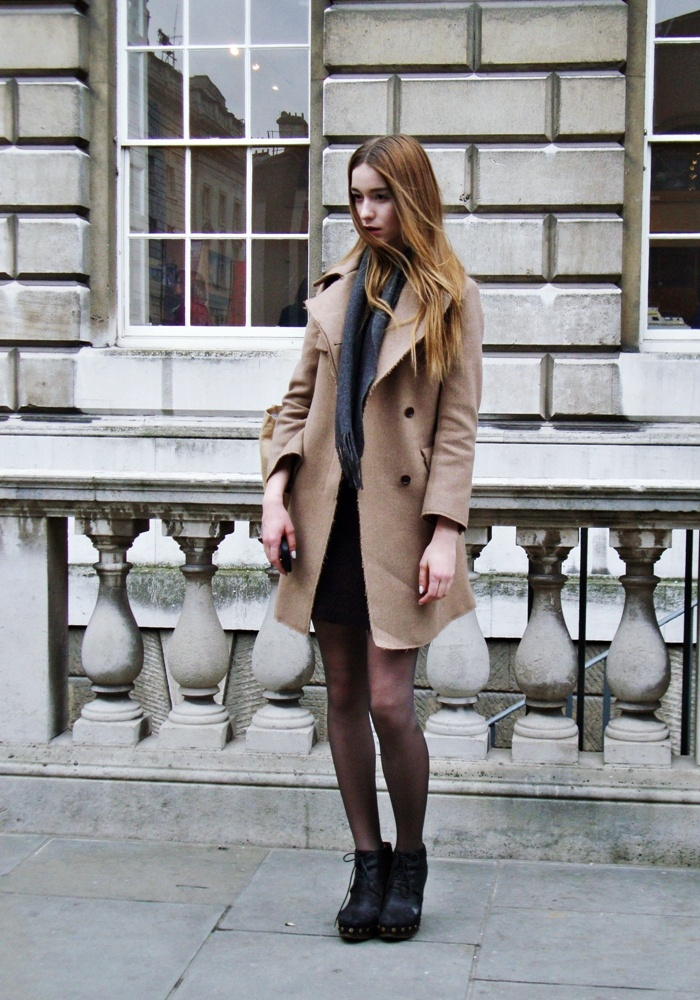 London style dress
