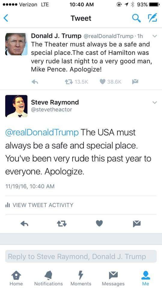 Fuck trump. fuck pence.