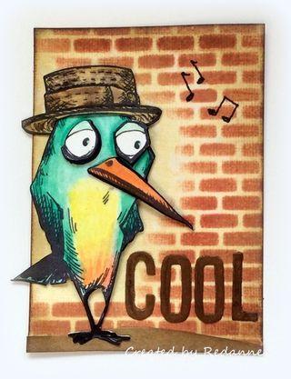 Bird Crazy - for Inspiration Emporium