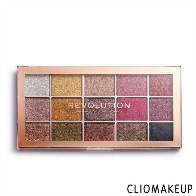 Make-up Revolution Palette Folie Raserei Lidschatten-Palette Bewertung   – / maquiagem