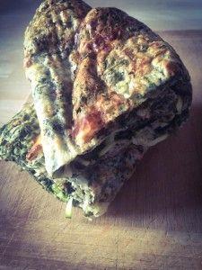 Inspiration til madpakken: lowcarb spinatruller!