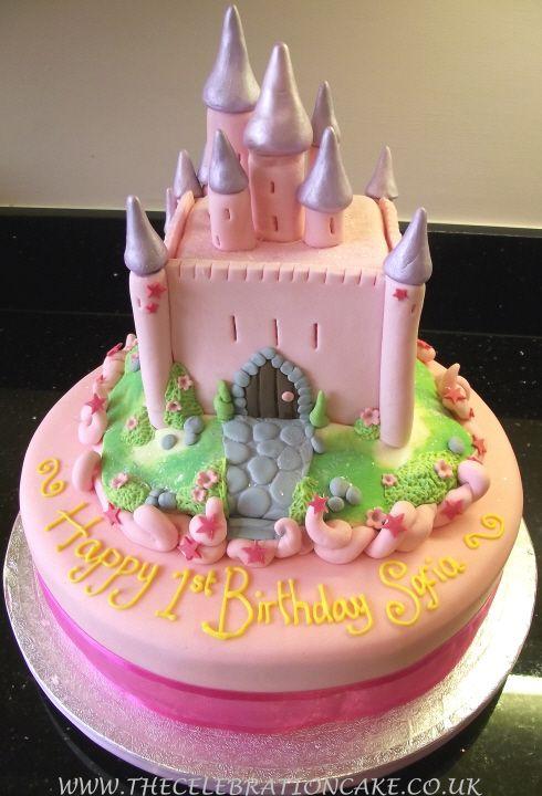 Specialised Celebration Cakes - Girl's Birthday Cakes