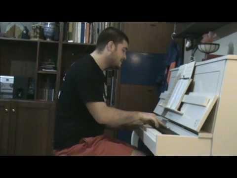EMANUEL DI FRANCIA - AMORE BELLO (Claudio Baglioni) PIANO & VOICE COVER