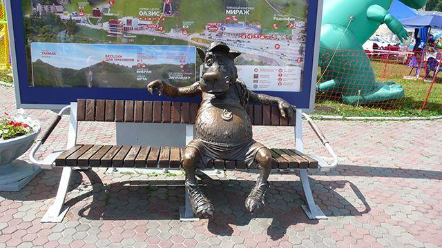 Волк-спортсмен  Красноярск, ул. Сибирская, 92