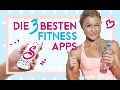 Meine 3 BESTEN Fitness - Apps   Sophia Thiel - YouTube