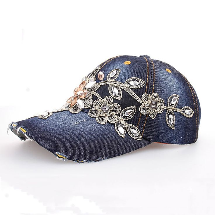 $8.01 (Buy here: https://alitems.com/g/1e8d114494ebda23ff8b16525dc3e8/?i=5&ulp=https%3A%2F%2Fwww.aliexpress.com%2Fitem%2FFashion-Quality-Women-Denim-Baseball-Caps-Fax-Capcrystal-Rhinestone-Floral-Hip-Hats-Snapback-Caps-Caps%2F32644760525.html ) Fashion Quality Women Denim Baseball Caps Fax Capcrystal Rhinestone Floral Hip Hats Snapback Caps Caps for just $8.01
