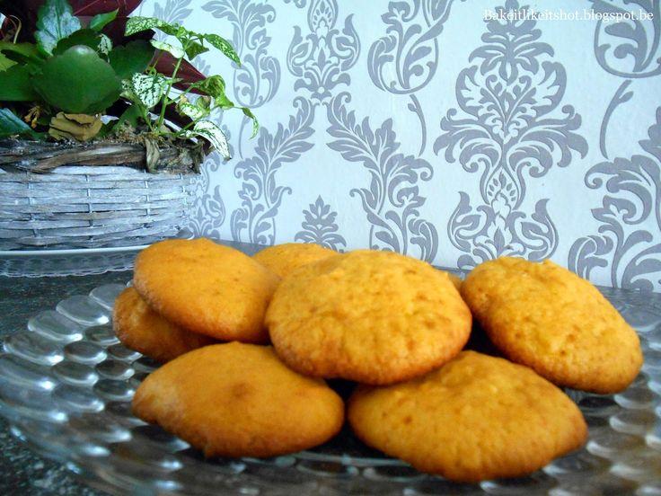 Bake it like it's hot: Zachte pompoenkoekjes