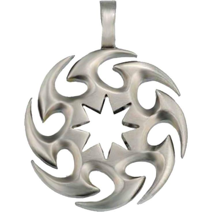BICO AUSTRALIA JEWELRY (E98) SESA - FREE SPIRITED CREATIVITY #creative #inspiration #pendant #necklace #bico #australia #jewelry #tribal
