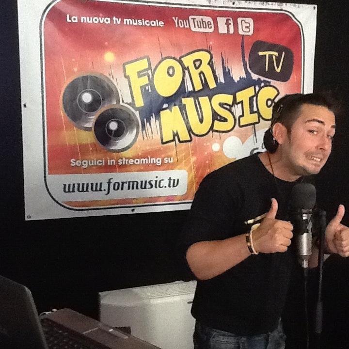 Gianluca Lamberti on air