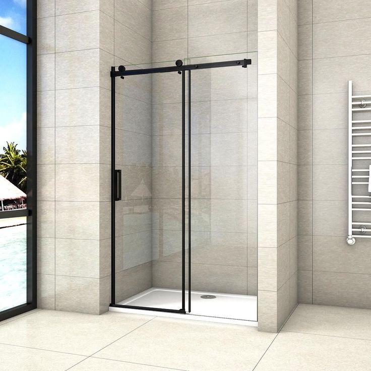 AICA Porta scorrevole doccia 100 / 110 / 120 x200cm Box
