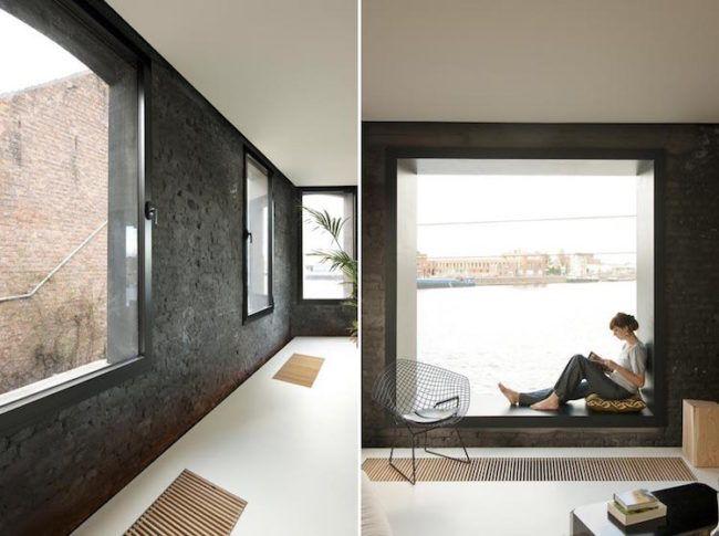 die besten 25 sitzfenster ideen auf pinterest fensterbanksitze fensterbank innen und. Black Bedroom Furniture Sets. Home Design Ideas
