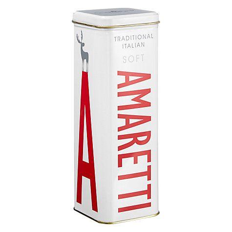 Buy Chiostro Di Saronno Soft Amaretti, 200g Online at johnlewis.com