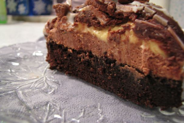 The Real Black Tie Mousse Cake By Olive Garden Recipe Black Tie Mousse Cake And Olive Gardens