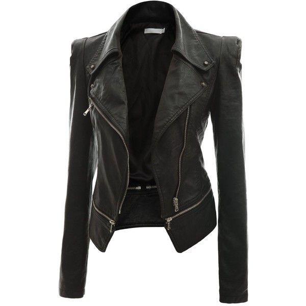 Best 25  Women leather jackets ideas on Pinterest | Womens brown ...
