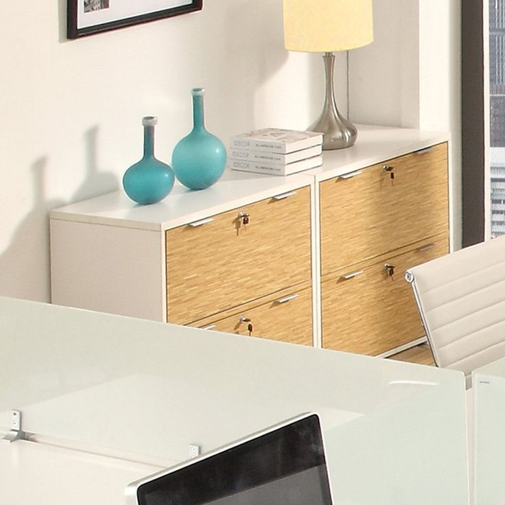 Have to have it. Z-Line Modular Lateral File Cabinet - White ...